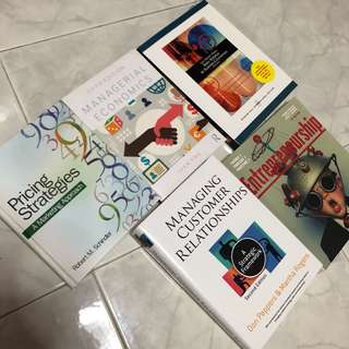 🚚 Business, Marketing, Economics books
