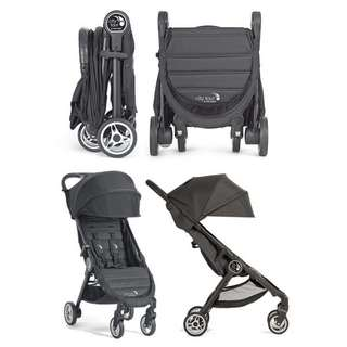 Baby Jogger City Tour Stroller + FREE CARRY BAGPACK