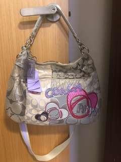 Authentic Coach Shoulder/Sling bag