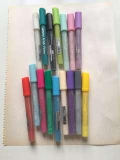Miniso acrylic markers