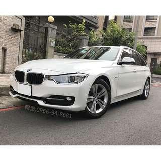 💥2013 BMW 320d (F31)柴油 2.0CC💥實車在店 實價刊登!!!