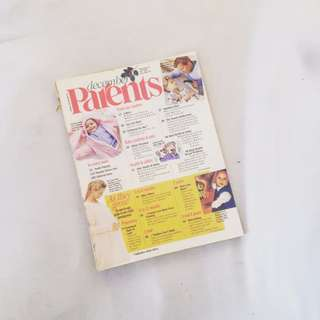 90s Magazine on Parenting