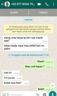 Testimoni Real Customer via GoSend
