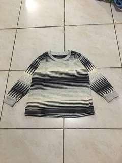 Sweater stripes