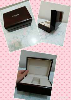 Longines錶盒(new)