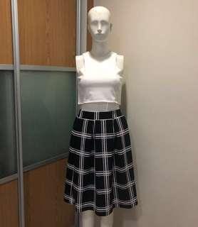 💝Top and skirt set