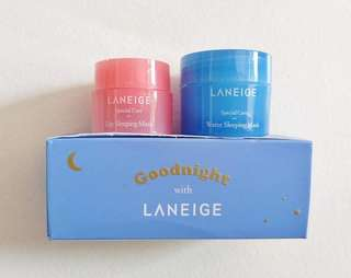 Laneige Sleeping Care Kit (2 items)