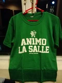 Animo La Salle Shirt / DLSU shirt