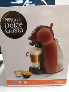 Nescafe Coffee Machine (Piccolo) - RED