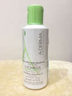 A-Derma Cleansing Oil