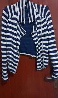 Promod stripped light jacket