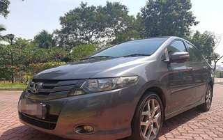 Honda City 1.5MT