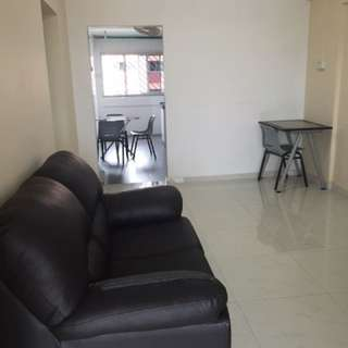 3 room Hdb bright and windy spacious flat