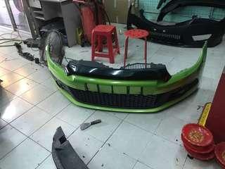 Scirocco bodykit