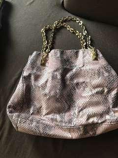 Staccato Chain Bag