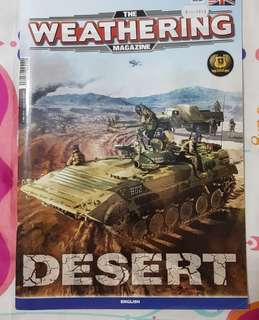 the weathering magazine desert war