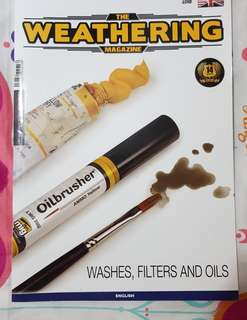the weathering magazine oil techniques