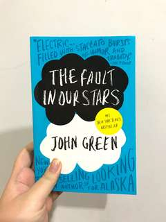The Fault In Our Star Novel