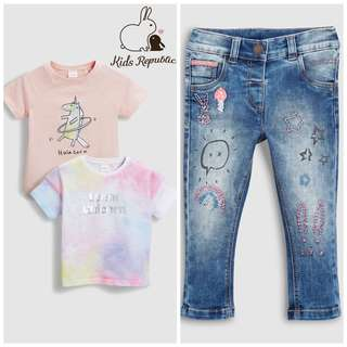 KIDS/ BABY - Tshirt/ jeans