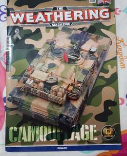 the weathering magazine camouflage