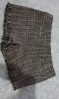 Korean Tweed shorts
