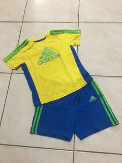 Adidas set 12M