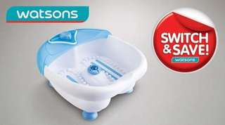 Watsons Foot spa Massager