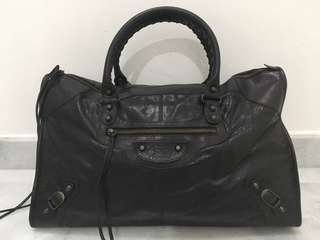 Balenciaga Work Black