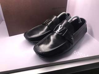louis vuitton driving shoes loafers monte carlo not gucci hermes