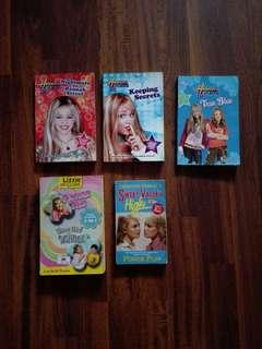 Hannah Montana books