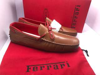 tods ferrari loafer drivings shoes
