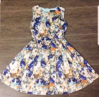 DIVALICIOUS Floral Dress