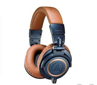 Audio Technica ATH M50X Limited Edition Headphone