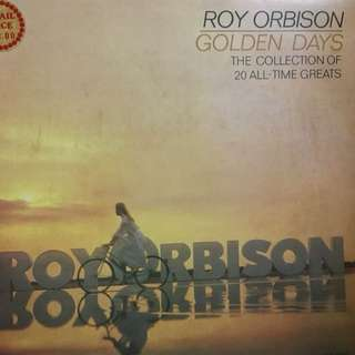 Roy Orbison vinyl record