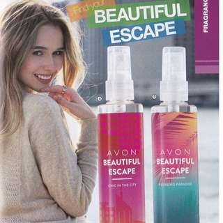 Avon Beautiful Escape 145mL