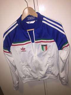 Adidas Italia Soccer jacket