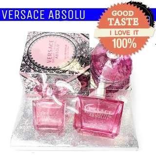 Perfume hantaran Versace Bright Crystal Absolu