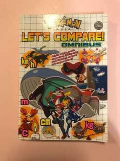 Pokemon Let's Compare Omnibus Asia