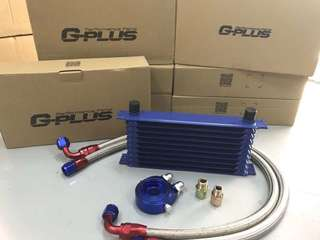 G-Plus Brand Oil Cooler kit Full set