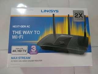 BNIB Linksys EA7500 ac1900 router