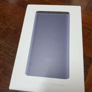 Xiaomi Powerbank 10000mAH Grey