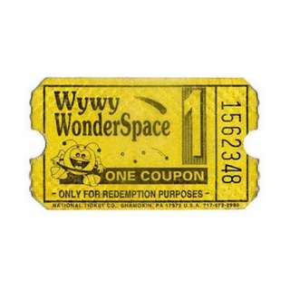 Wanted: WyWy Wonderspace tickets coupons LF WTB