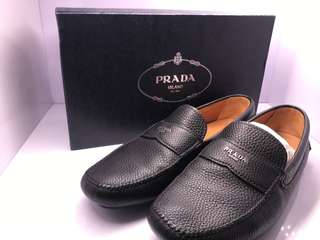 prada loafers  not lv louis vuitton gucci