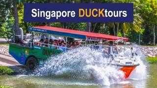 Singapore Duck Tours