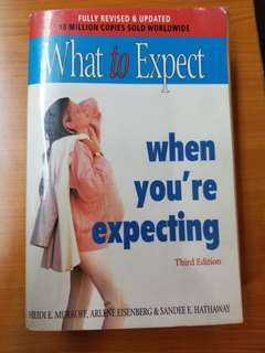 What to Expect When You're Expecting (Pregnancy Book)