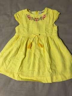 Baby Poney Girl's Dress