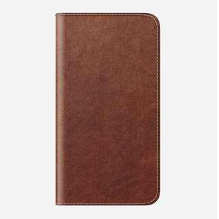 Nomad Horween Flipcover for Samsung Galaxy S8