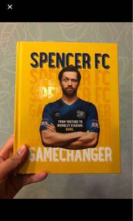 Spencer FC Book: Gamechanger