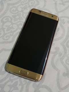 Samsung S7 Edge - Gold