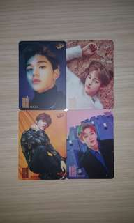 [YES CARDS]NCT127 CARDS